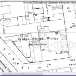 Bridge Street Works 1890 Town Plans