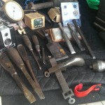 An overview of most of the tools I picked up before Alameda on Sunday.